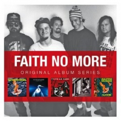 Faith No More - Original Album Series - CD