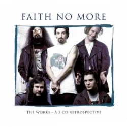Faith No More - The Works Box set - 3CD
