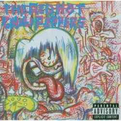 Red Hot Chili Peppers - The Red Hot Chili Peppers - CD