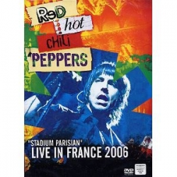 Red Hot Chili Peppers - Stadium Parisian - DVD