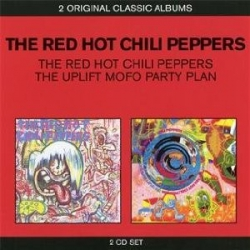 Red Hot Chili Peppers - The Red Hot Chili Peppers / The Uplift Mofo Party Plan - 2CD