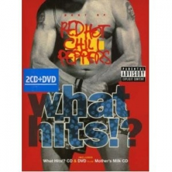 Red Hot Chili Peppers - Gift Pack: What Hits / Mother's Milk - 2 CD/DVD Box-Set