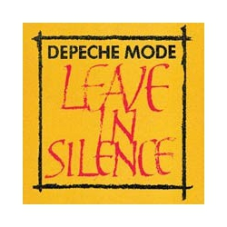 Depeche Mode - Leave In Silence (CDBong1) (CDS)