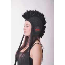 Mohawk hat - Cap (Depeche Mode red Edition)