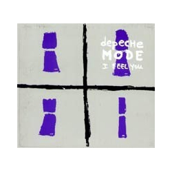 Depeche Mode - I Feel You (CDBong21) (CDS)