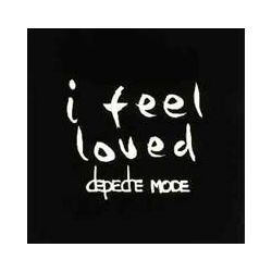 Depeche Mode - I Feel Loved (LCDBong31 - Enhanced CD) (CDS)