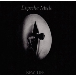 "Depeche Mode - New Life 7"" Vinyl"