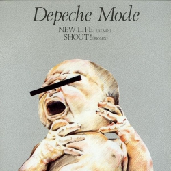 "Depeche Mode - New Life 12"" Vinyl"