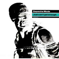"Depeche Mode - Just Can'nt Get Enough 12"" Vinyl"