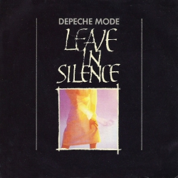 "Depeche Mode - Leave In Silence 7"" Vinyl"