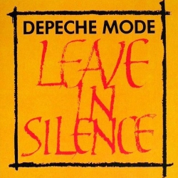 "Depeche Mode - Leave In Silence 12"" Vinyl"