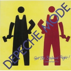 "Depeche Mode - Get The Balance Right 12"" Vinyl"