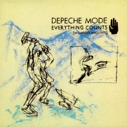 "Depeche Mode - Everything Counts 12"" Vinyl"