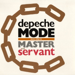 "Depeche Mode - Master And Servant 12"" Vinyl"