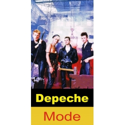 Depeche Mode - Textile Banner (Flag) - Photo 85/2